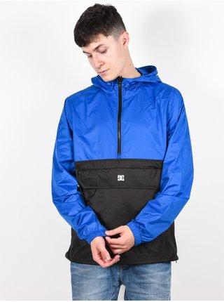 Dc SEDGEFIELD PACKABLE NAUTICAL BLUE podzimní bunda pro muže - černá