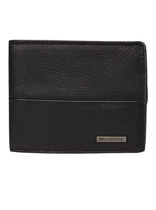 Billabong FIFTY50 black pánská značková peněženka - černá