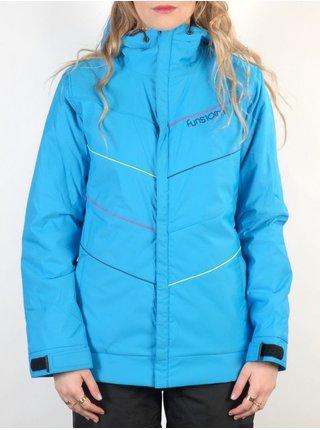 Funstorm ENTNA 14 blue zimní dámská bunda - modrá