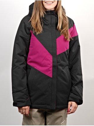 Ride BRIGHTON ins. black zimní dámská bunda - černá