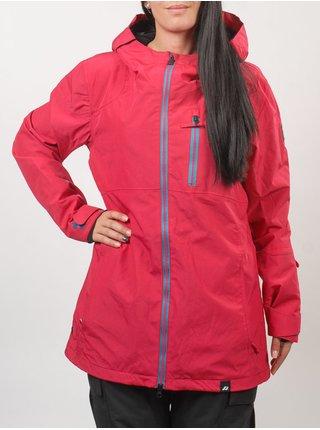 Ride 15/10 MEDINA ACT2 3315 RUBINE zimní dámská bunda - červená