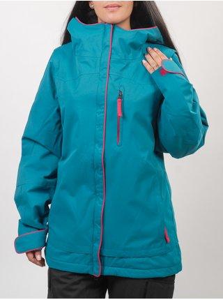 Ride 10/5 BROADVIEW ACT3 1881 DARK TEAL zimní dámská bunda - modrá