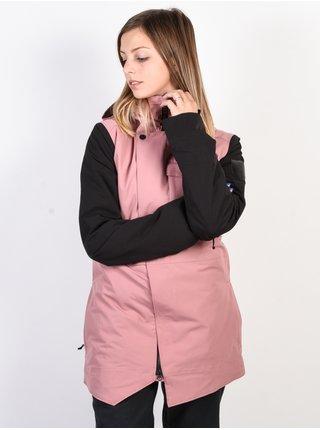 ARMADA HELENA INSULATED ROSE zimní dámská bunda - černá