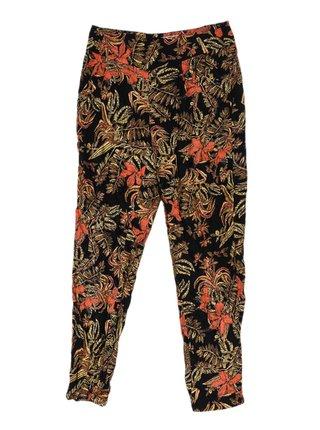 Element WILSON BOMBAY BROWN plátěné kalhoty dámské - černá