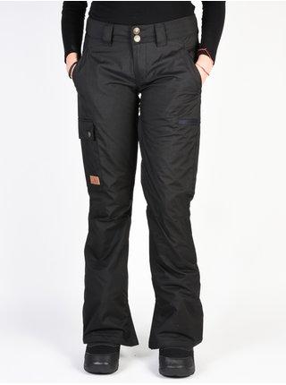 Dc RECRUIT black dámské zimní kalhoty - černá