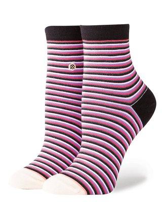 Stance SUMMERLAND LOWRIDER MULTI dámské ponožky - červená