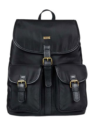 Roxy FUNTASTIC ANTHRACITE batoh do školy - černá