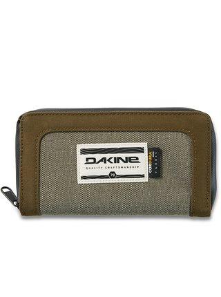 Dakine LUMEN DLX R2R OLIVE dámská značková peněženka - šedá