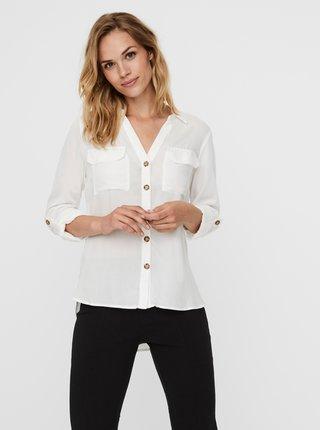 Bílá košile VERO MODA