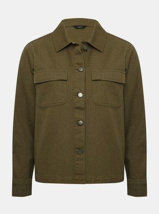 Khaki lehká bunda M&Co