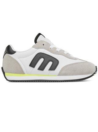 Etnies Lo-Cut CB white letní boty dětské - bílá