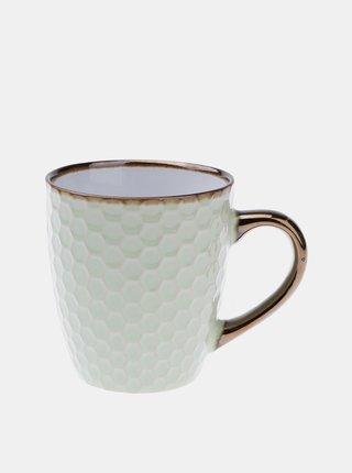 Svetlozelený keramický hrnček Dakls 250 ml