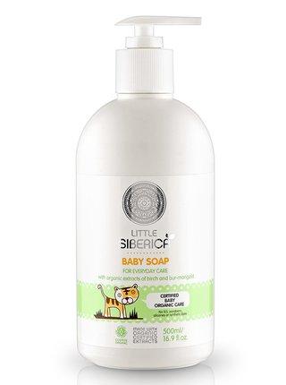 Dětské krémové mýdlo pro každodenní péči 500 ml Natura Siberica