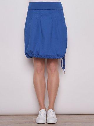 Modrá balonová sukně Tranquillo