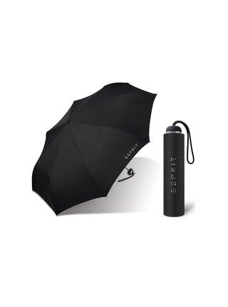 ESPRIT Diamond dámský skládací mini deštník - Černá