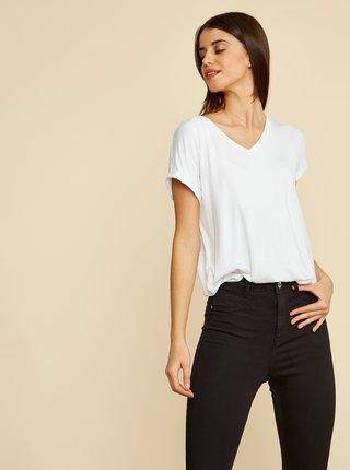 Topuri si tricouri pentru femei ZOOT Baseline - alb