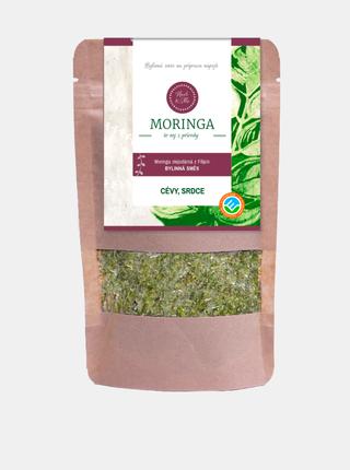 Bylinná směs Moringa Herb & Me - Cévy, srdce (30 g)