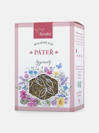 Bylinný sypaný čaj Serafin - Páteř (50 g)