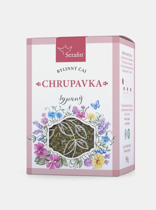 Bylinný sypaný čaj Serafin - Chrupavka (50 g)
