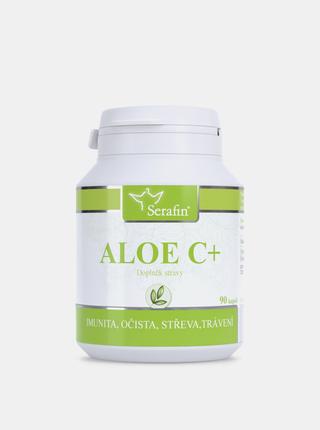 Přírodní kapsle Serafin - Aloe C+ (90 kapslí)