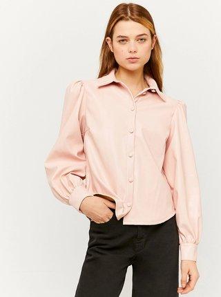 Ružová košeľa TALLY WEiJL