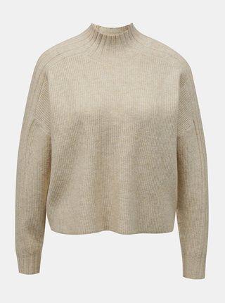 Béžový sveter Jacqueline de Yong Kim