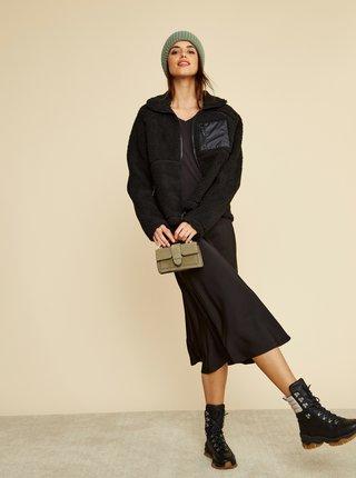 Čierne dámske voľné basic tričko ZOOT Baseline Adriana 2