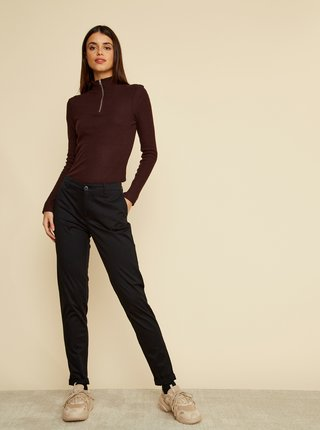 Pantaloni chino pentru femei ZOOT Baseline - negru