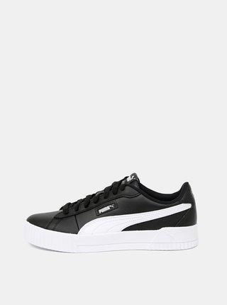 Čierne dámske tenisky Puma