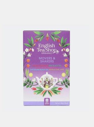 Sada čajov Movers and shakers English Tea Shop 20 ks