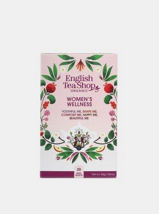 Sada čajov Dámsky Wellness English Tea Shop 20 ks