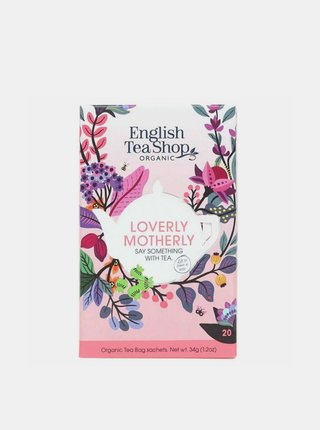 Sada čajov Ako od maminky English Tea Shop 20 ks