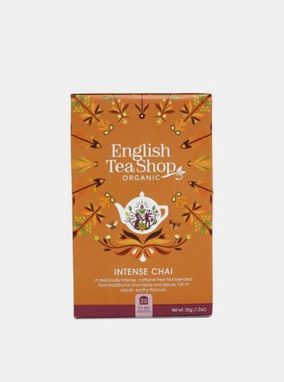 Intenzívny Chai Tea English Tea Shop 20 ks