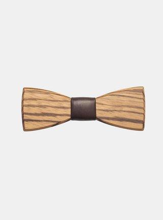 Dřevěný motýlek Corra, pánský BeWooden