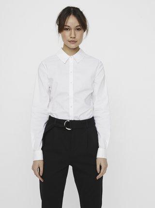 Bílá košile VERO MODA Julie