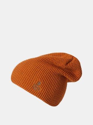 Ride FITTER AMBER pánská čepice - oranžová