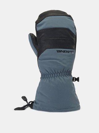 Dakine EXCURSION BLACK / DARK SLATE zimní palcové rukavice - šedá