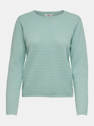 Svetlozelený sveter Jacqueline de Yong Barbarini