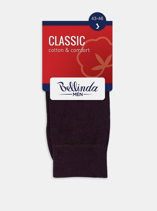 Pánské ponožky CLASSIC MEN SOCKS - Pánské ponožky - šedá