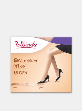 Punčochové kalhoty FASCINATION MATT 15 DEN - Matné punčochové kalhoty - amber