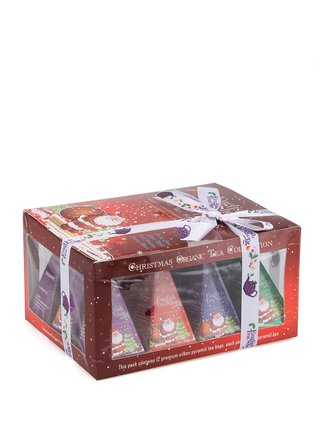 Vánoční čajová kolekce English Tea Shop Santa