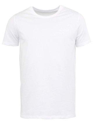 Bílé pánské basic tričko Stanley & Stella Leads