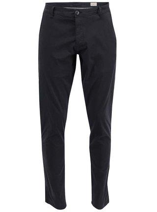 Pantaloni chino gri inchis Selected One Luca