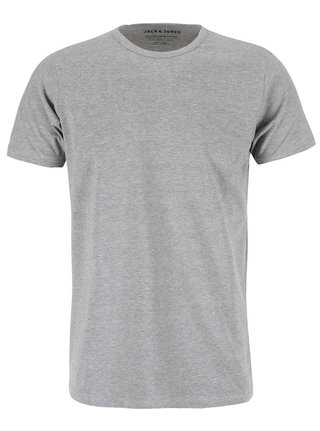 Tricou basic gri  Jack & Jones Basic