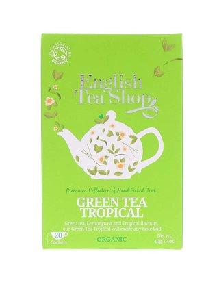 Ceai verde cu fructe tropicale English Tea Shop