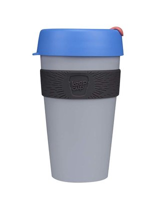 Cana mare de calatorie KeepCup Ash Large