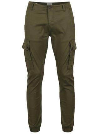 Pantaloni cargo kaki Jack & Jones Paul