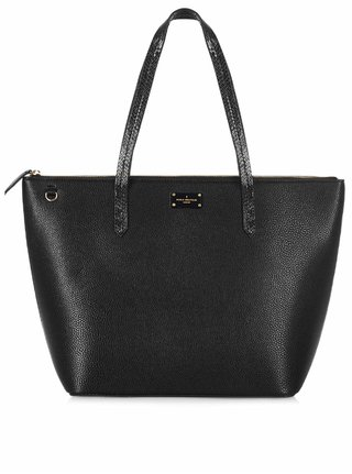 Geanta shopper neagra Paul's Boutique Conner