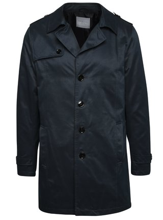 Trenci bleumarin Selected Homme New Adams