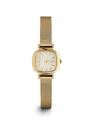 Dámske hodinky v zlatej farbe Komono Moneypenny Royale